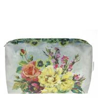 Grandiflora Rose Epice Large Toiletry Bag by Designers Guild $40.00