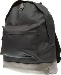 Mi Pac Dark Grey Classic Bags Mi Pac introduce another backpack to their collection. The Classic arrives in dark grey featuring faux-suede accents. A zipped front pocket and a large main compartment complete with a padded laptop s http://www.comparestorep...