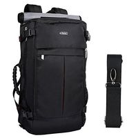 OXA Canvas Travel Backpack Hiking Bag Camping Bag Rucksack $25.99