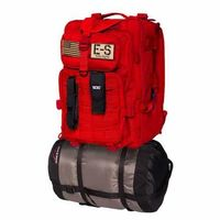 Echo-Sigma Emergency Bug Out Bag Red @The Lavender Lilac