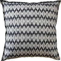 Balin Black Pillow by Ryan Studio $195.00