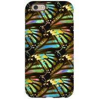 Rainbow Butterfly Wings iPhone 6 Tough Case