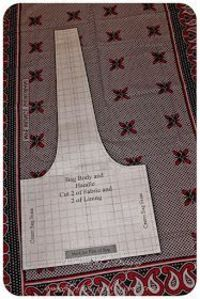 Boho bag FREE PATTERN - saw a bunch of these bags for sale by some crafty person at a fruit/gift/wine roadside shop while on vacation for $35.00 a piece. Really wanted one ... and that's a decent price for a bag ... but I have a good sized fabric stas...