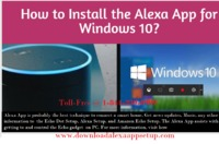 If you want to set up your Alexa gadget with the Alexa App? at that point, you simply need to Download Alexa App and set up your Echo Dot gadget appropriately. the Alexa App is additionally accessible on iPhone and Android adgets where you can Download Al...