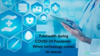 Know about the Telehealth application for COVID 19. Get the best custom software development services from Chapter247, an experienced application development company well known for custom software application solutions.
