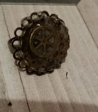 Steampunk Ring 1 $6.50