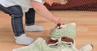 The Lamb Plan Mary had a little lamb...made of cuddly Baby Bee® yarn! Crochet your little one this snuggle-worthy project.