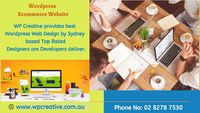 For more information simply visit at: https://www.wpcreative.com.au/wordpress-development-services/ecommerce/