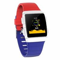 Bakeey CR11 IP68 Wristband Heart Rate Blood Pressure Monitor Message Reminder Long Battery Life Smart Watch