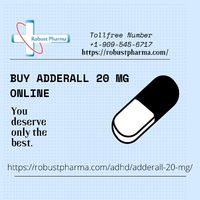 Buy Adderall 20 Mg online #Tollfree Number +1-909-545-6717  Adderall 20 mg is used to treat people with ADHD (Attention Deficit Hyperactivity Disorder). It may be used in some sleeping disorders like narcolepsy. It helps in increasing your abili...