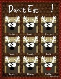 dont eat pete and other free printable games