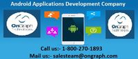 Android Applications Development Company | OnGraph
