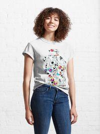 Dalmatian dogs Classic T-Shirt