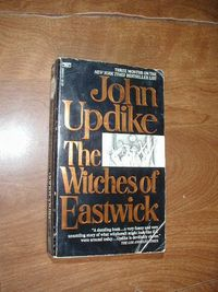 The Witches of Eastwick by John Updike (1985) for sale at Wenzel Thrifty Nickel ecrater