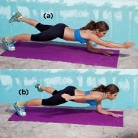 This tough workout will give you sculpted abs and killer confidence