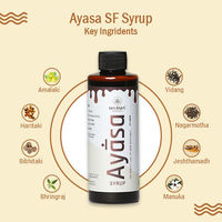 Marma Ayurveda Ayasa SF Syrup is an excellent health syrup that works as thebest Ayurvedic treatment for low hemoglobinin human body. Also It is best ayurvedic medicine for iron deficiency and also work as Ayurvedic Medicine for aneamia https://marma...