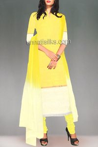 online shopping for pochampally cotton salwar kameez are available at www.unnatisilks.com