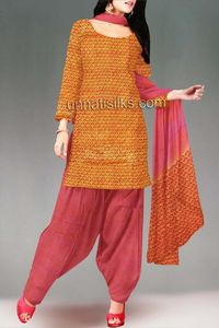 online shopping for assam art silk salwar kameez are available at www.unnatisilks.com