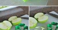 Shamrock Juice ~ easy and fun for Saint Patrick's Day... Kids would LOVE��