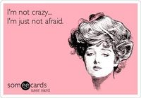 I'm not crazy... I'm just not afraid. So while you teachers pet jerks are buttering him up, I'm just sitting here. Putting him in his place. Showing him that I'm not afraid. I'm me. And I don't like when you yell at me, teacher. Be...