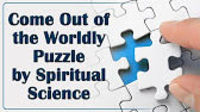 How can we get rid of worldly puzzles and gain eternal bliss? How does Param Pujya Dada Bhagwan's knowledge help us in a way by not only solving worldly puzzles but also gaining ultimate salvation?