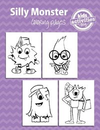Boo! These frighteningly adorable monster coloring pages are just in time for Halloween fun {but are great year 'round}