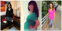 How to Survive Pregnancy (Nausea, Books/Websites, Weight, Clothes, Etc)