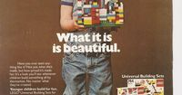 """Pay attention, 2014 Mad Men: This little girl is holding a LEGO set. The LEGOs are not pink or """"made for girls."""" She isn't even wearing ..."""