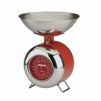 Typhoon® Capsule Scale Red in weighing scales