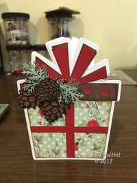 Pine Cone Gift Card