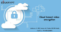 Get best Cloud based video encryption software through Edukrypt. This Cloud based video encryption software can be operated from anywhere in the world on any device like Computer, Laptops, Tablets and Mobile phones. You can get this software on the Edukry...