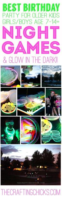 Best Birthday Party for Kids ages 7-14+ (Girl/Boy) and 12 Tips to make this party amazing.