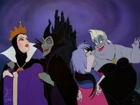 Disney's evil Villianesses - Witches