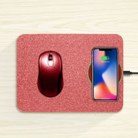 Bakeey 10W Qi Wireless Charger Charging Mouse Pad Mat for iPhone X 8 8 Plus for Samsung S8 Plus
