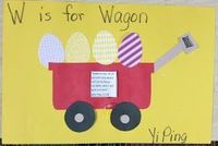 "Mrs. Karen's Preschool Ideas: ""W"" Week and Easter"