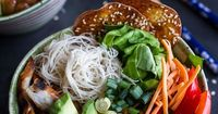 Fresh, flavorful salad recipes that will make healthy eating a breeze