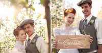 literary wedding Anne of Green Gables