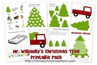 Lots of Christmas Learning Packs / free printables