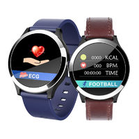 Bakeey B65 ECG+PPG Blood Pressure Heart Rate Monitor IP67 Intelligent Reminder Smart Watch