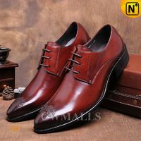 CWMALLS® Patent Leather Dress Shoes CW716017