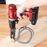 Drywall Wood Electric Screw G un Drill Cordless Screwdriver Fastener Driver