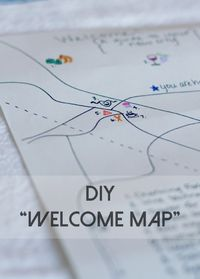 Today I'm sharing a fun idea to give to new neighbors, friends moving to your town, or guests staying with you for an extended visit: DIY New to Town Gift Baske