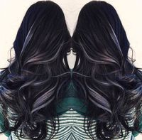 If I ever go black again.. I think this is so pretty
