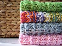 Ravelry: All Washed Up pattern by Jill Arnusch~Free