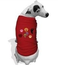 Paw Prints Doggie Tank Top $35