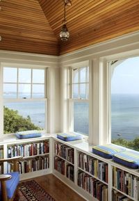 Having a home library seems so classy and distinguished. In fact, that image of a room with antique furniture and lots of books, a desk and sliding doors is not