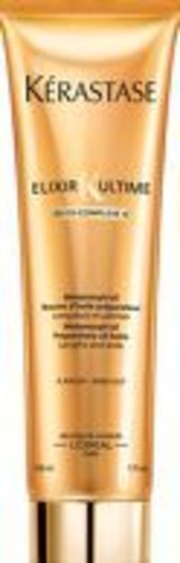 Kerastase Elixir Ultime Metamorph Preparatory A preparatory pre-shampoo balm with the phenomenal power to remove impurities from the hair fiber and then gently envelop it without ever weighing it down. Five oils and one essential oil incorporated http://w...