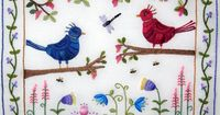 http://redelf.hubpages.com/hub/Stumpwork--Counted-Cross-Stitch--and-Ribbon-Embriodery---A-Crafts--Handiwork-Hubmob