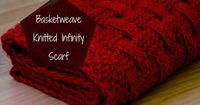 Can someone please teach me how to knit so I can make this scarf! I love the basket weave pattern!