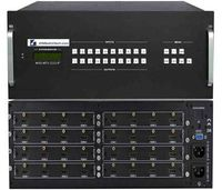16x16 HDMI Video Matrix Switch with RS232, IR and TCP/IP Control